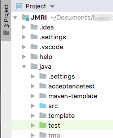 JMRI: Building with IntelliJ IDEA