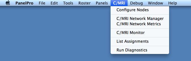 JMRI Hardware Support - Chubb C/MRI