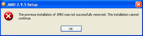 JMRI Install Guide: Windows